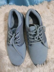 Etnies Scout W'S Skater light Blue sneakers/shoes Size 8.5