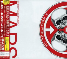 30 SECONDS TO MARS-A BEAUTIFUL LIE-JAPAN CD+DVD G45