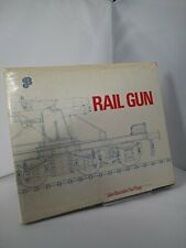 Rail gun by Batchelor, John Book The Fast Free Shipping