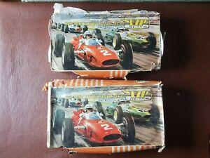 VIP Victory Industries 1960s electric raceways x 2 spares or repair