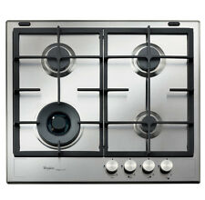 Whirlpool GMF6422/IXL Built In Gas Hob in Stainless Steel D