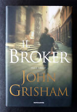 John Grisham, Il broker, Ed. Mondadori, 1995