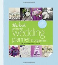 The Knot Ultimate Wedding Planner & Organizer [binder edition] Worksheets,