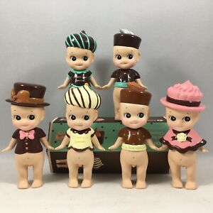 Full Set of 6 DREAMS Sonny Angel Chocolate Series Mini Baby Figure Limited 2015