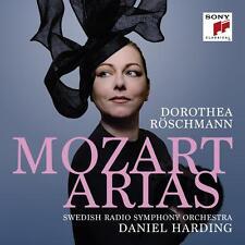 Mozart Arias von Dorothea Röschmann (2015)