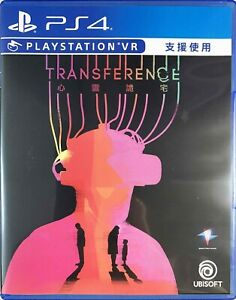 PS4 PSVR Transference 转移/心灵诡宅 HK Chinese/English version PLAS10306 Game pre-own