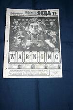 Sega Lost In Space pinball machine manual (#Man_103)