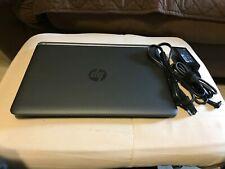 "HP Probook 430 G3 13"" HD i5-6200U 2.3GHz 8GB 256GB SSD HDMI WIN 10 Pro Finger Pr"
