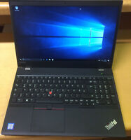 "Ultrabook Lenovo Thinkpad T570 Intel i5 7200U-3,1GHz 15,6""WLED HD 8GB RAM 500GB"