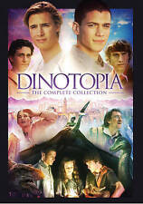 Dinotopia: The Complete Collection (DVD, 2016, 4-Disc Set) Mini Series & Series