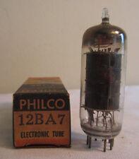 Philco 12BA7 Electronic Television Radio Tube In Box