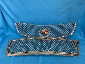 2009-2014 Cadillac CTS-V CTSV front grille set 25891998