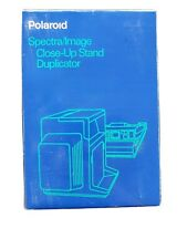 **NEW Open Box***POLAROID Spectra/Image Close-Up Stand Duplicator