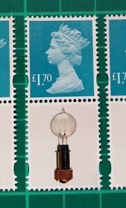 2021 Industrial Revolutions Machin M21L MPIL £1.70  unmounted mint