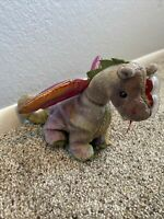 Scorch the Dragon Ty Beanie Baby, 1998, MINT conditionNEW