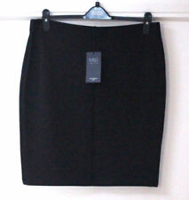 Marks and Spencer Patternless Stretch, Bodycon Skirts for Women