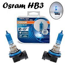 2x Osram HB3 100W 12V P20d 69005CBB-HCB Xenon Look Scheinwerfer Halogen Lampe