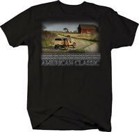 American Classic 4x4 Barn Original Classic T shirt for men graphic tee