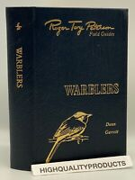Easton Press Roger Tory Peterson Field Guide WARBLERS Birds Leather Edition RARE