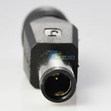 AC DC Stecker Steckverbinder Adapter 2.1 x 5.5mm Auf 5.0 x 7.4mm DELL Laptop