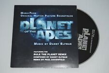 Danny Elfman – OST Planet Of The Apes. BSO. CD-Single Promo (ESP)
