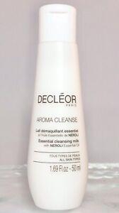 DECLÉOR Essential cleansing milk 50ml