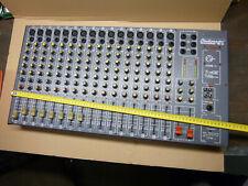 16 Kanäle Mischpult Mixer Mic Studiomaster Diamond 16 - 2