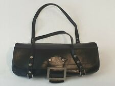 Blaque (Argentina) Ladies Handbag Leather Barrel Bag