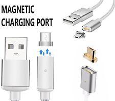 CAVO MAGNETICO RICARICA DATI PER SAMSUNG S7 EDGE CAVO 1 MT CONNETTORE MICRO USB