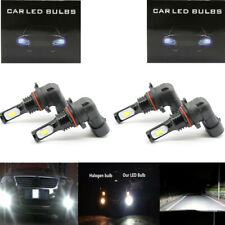 Combo 9005 + 9006 3030 LED Headlight Bulb High Low Beam 100W 7000LM Super Bright