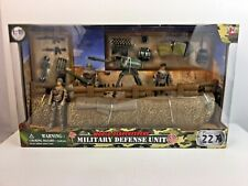 New - WORLD PEACEKEEPERS : MILITARY DEFENSE UNIT 1:18 Scale