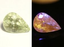 1.63ct Merelani Mint Grossular Garnet - Rare Faceted Fluorescent Exceptional Gem