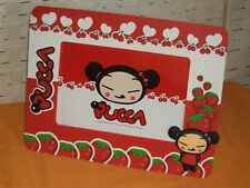 PUCCA STRAWBERRY 3D Picture frame photoframe NEW original pucca