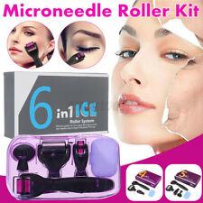 Microneedle Micro Needle Roller Kit Therapy Skin Care 0.5-2.0mm Anti-aging