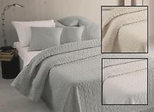 Moda de Casa Hearts Soft Touch Cotton Mix Bedspread Single Double King