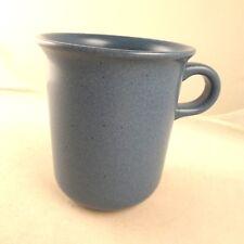 "Dansk Mesa Sky Blue Mug Small Handle Japan 4"""