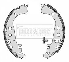 Brake Shoes fits TOYOTA YARIS SCP10 1.0 99 to 05 1SZ-FE Set B&B 044650D060 New