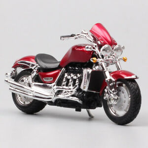 motorcycle Diecasts model Toy bike 1/18 bburago Triumph Rocket 3 Trident cruiser