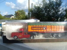 WILLEME LC 610 Camion Semi Remorque Transports LE CERF 1/43 Neuf Boite