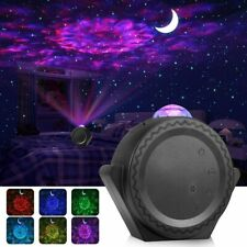 3-in-1 LED Starry Night Sky Laser Projector Light Star Party Projection Lamp