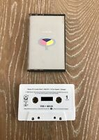 Yes 90125 Cassette Tape 1983 Owner of a Lonely Heart