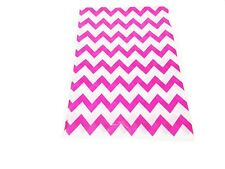 AEX Zigzag Chevron Birthday Disposable Tablecloth Cover Plastic Tableware