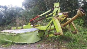 Class 2 drum 7ft cut mower conditioner good working order
