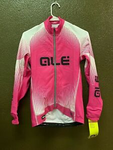 Alé Cycling PRR Long Sleeve Jersey - Pink - Women's XS-XL