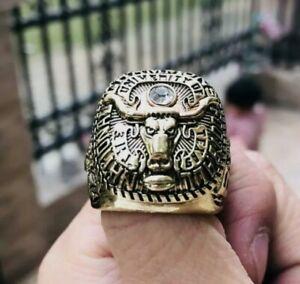 1969 University of Texas Longhorns NCAA Football Championship Ring Size 11