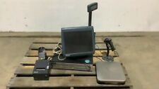 Micros Workstation 5A Pos Terminal with Cash Drawer, Scanner and Printer