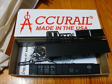 Accurail HO #3752 (Rd #71572) CCC & St. L (AAR 41' Steel Condola) Kit Form