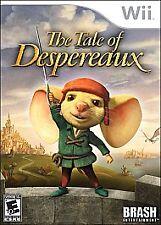 The Tale of Despereaux - Nintendo Wii Nintendo Wii,Wii Video Games