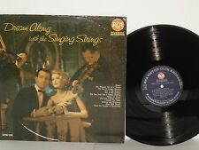 Dream Along With The SINGING STRINGS Rare Record RCA 1964 Girl Of My Dreams