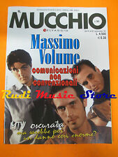 Rivista MUCCHIO SELVAGGIO 365/1999 Massimo Volume Plaid Chris Cornell  No cd